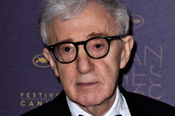 Woody Allen Opening Gala Dinner Arrivals - The 69th Annual Cannes Film Festival