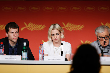 Woody Allen 'Cafe Society' Press Conference - The 69th Annual Cannes Film Festival