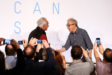 Woody Allen 'Irrational Man' - Press Conference - The 68th Annual Cannes Film Festival