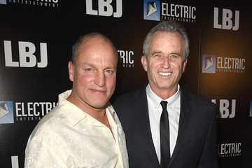 Woody Harrelson Premiere of Electric Entertainment's 'LBJ' - Red Carpet