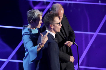 Woody Harrelson Sam Rockwell 24th Annual Screen Actors Guild Awards - Show
