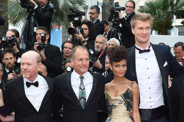 Woody Harrelson European Premiere of 'Solo: A Star Wars Story' At the Palais Des Festivals During The 71st International Cannes Film Festival