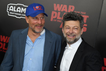 Woody Harrelson 'War for the Planet Of The Apes' New York Premiere - Inside Arrivals