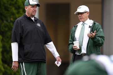 Woody Johnson New York Jets Rookie Mini Camp