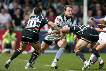 John Rudd Worcester Warriors v London Irish - Guinness Premiership