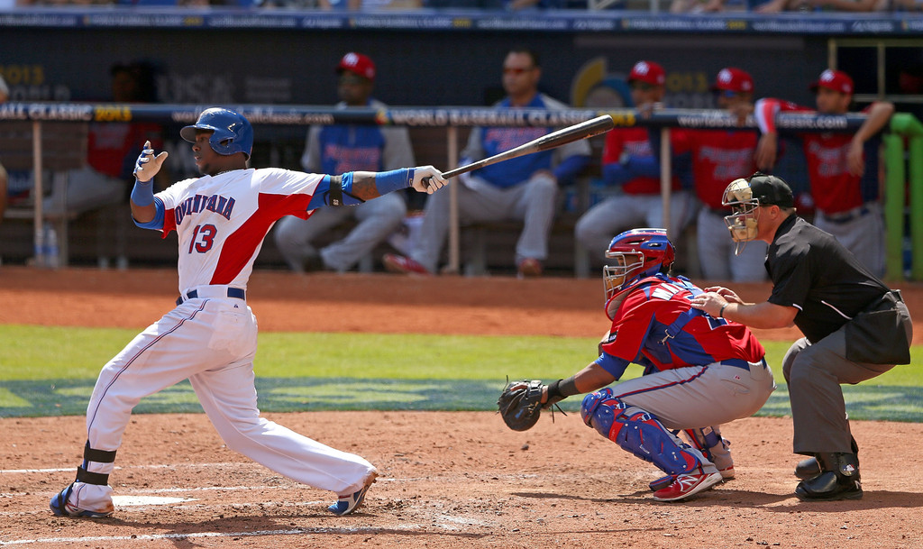 Hanley Ramirez Photos Photos World Baseball Classic