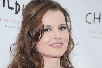 Geena Davis World Childhood Foundation USA Gala Dinner