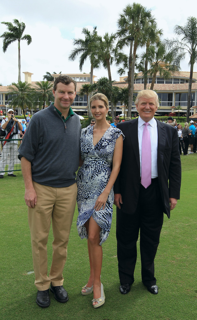 Ivanka Trump Photos Photos World Golf Championships