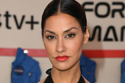 """Janina Gavankar attends the World Premiere Of Apple TV+'s """"For All Mankind"""" at Regency Village Theatre on October 15, 2019 in Westwood, California."""