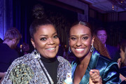 """(L-R) Yvette Nicole Brown and Ryan Michelle Bathe attend the world premiere of Disney's """"Frozen 2"""" at Hollywood's Dolby Theatre on Thursday, November 7, 2019 in Hollywood, California."""