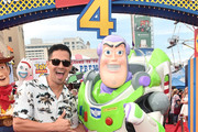 Jay Hernandez attends the world premiere of Disney and Pixar's TOY STORY 4 at the El Capitan Theatre in Hollywood, CA on Tuesday, June 11, 2019.