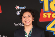 Anthony Gonzalez attends the world premiere of Disney and Pixar's TOY STORY 4 at the El Capitan Theatre in Hollywood, CA on Tuesday, June 11, 2019.