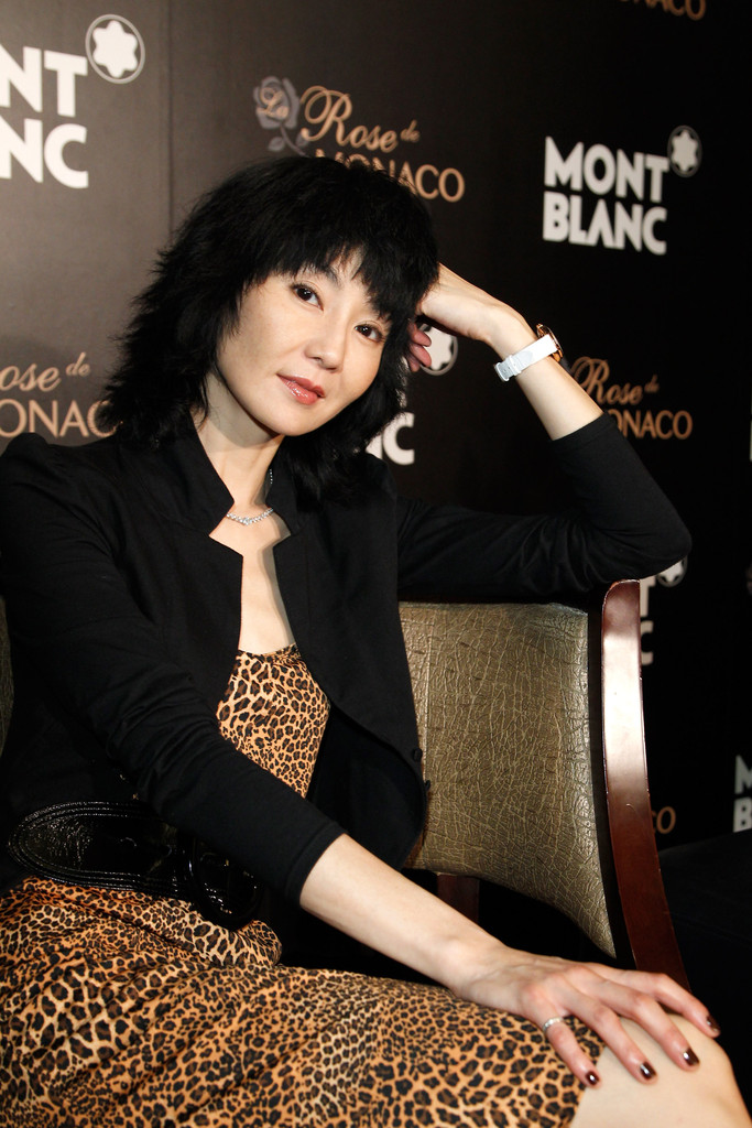 Maggie Cheung Maggie Cheung Photos World Premiere Of
