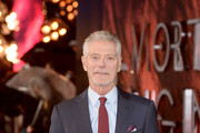 """Stephen Lang attends the World Premiere of """"Mortal Engines"""" at Cineworld Leicester Square on November 27, 2018 in London, England."""