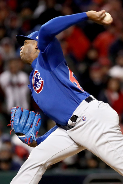 chicago indians cubs cleveland series game two zimbio