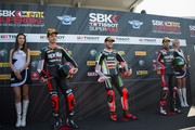 Eugene Laverty and Tom Sykes Photos Photo