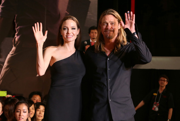 'World War Z' Japan Premiere