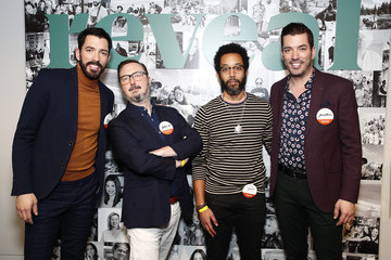Wyatt Cenac Drew And Jonathan Scott Celebrate New Meredith Corporation Lifestyle Publication Reveal