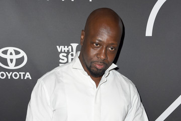 Wyclef Jean VH1 Save The Music 20th Anniversary Gala - Arrivals