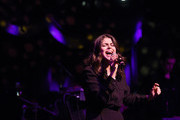 Nikki Yanofsky Performs at the Wyclef Jean In Concert - Brooklyn, New York at Brooklyn Bowl on March 29, 2016 in the Brooklyn borough of New York City.