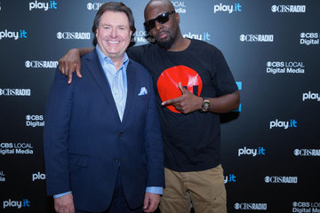 Wyclef Jean Play.It Podcast Network Launch Party