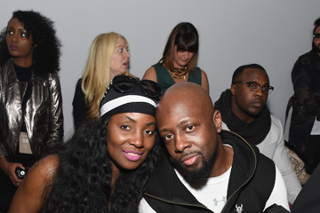 Wyclef Jean Rookie USA - Front Row - February 2017 - New York Fashion Week: The Shows