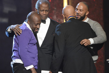 Wyclef Jean Sidney Poitier 44th NAACP Image Awards - Show