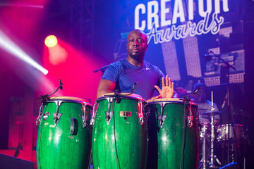 Wyclef Jean WeWork Celebrates the Detroit Creator Awards at Cadillac Square