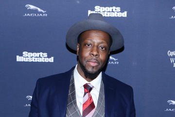 Wyclef Jean Sports Illustrated & Jaguar Super Saturday VIP Event At The Diageo Liquid Cellar