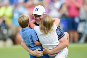 Brandt Snedeker and Lily Snedeker Photos Photo