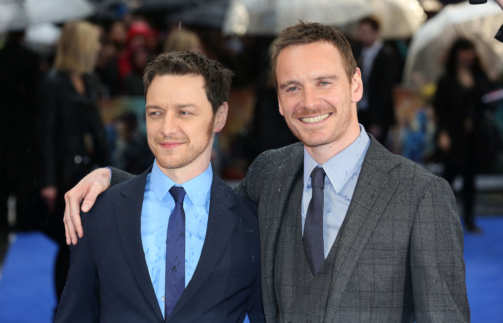 ¿Cuánto mide James McAvoy? - Real height X+Men+Days+Future+Past+Premiere+pG1oCA6utORx