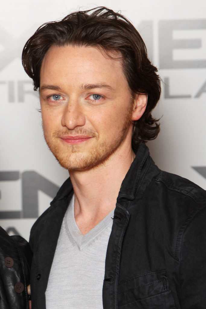 Class - Photocall in London - James Mcavoy And Anne Marie Duff Baby ... X Men First Class Poster