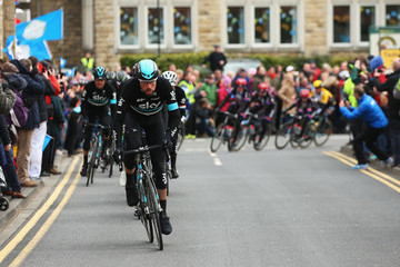 Xabier Zandio Tour de Yorkshire 2016 - Stage One