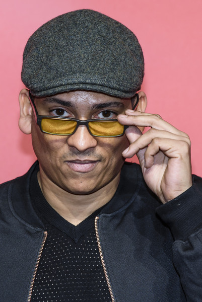 'Sing meinen Song' Photocall [sing meinen song,photocall,tv show,glasses,eyewear,cool,headgear,hat,cap,fashion accessory,moustache,smile,gesture,xavier naidoo,photocall,berlin,germany]