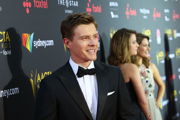 Xavier Samuel 7th AACTA Awards Presented by Foxtel | Red Carpet