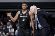 Chris Mack and Trevon Bluiett Photos Photo