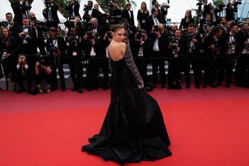 Xenia Tchoumitcheva 'Yomeddine' Red Carpet Arrivals - The 71st Annual Cannes Film Festival