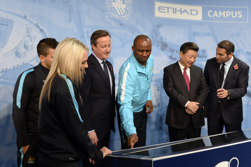 Xi Jinping Toni Duggan State Visit of the President of the People's Republic of China - Day 5