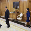 Xi Jinping Spanish Royals Host An Official Dinner For Chinese President Xi Jinping And His Wife