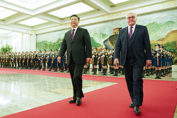 Xi Jinping European Best Pictures Of The Day - December 10, 2018