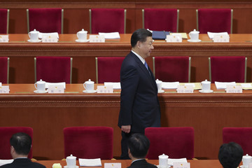 Xi Jinping China's National People's Congress - Third Plenary Session