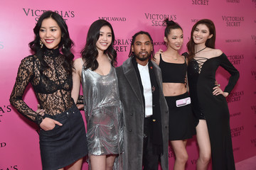 Xiao Wen 2017 Victoria's Secret Fashion Show In Shanghai - After Party