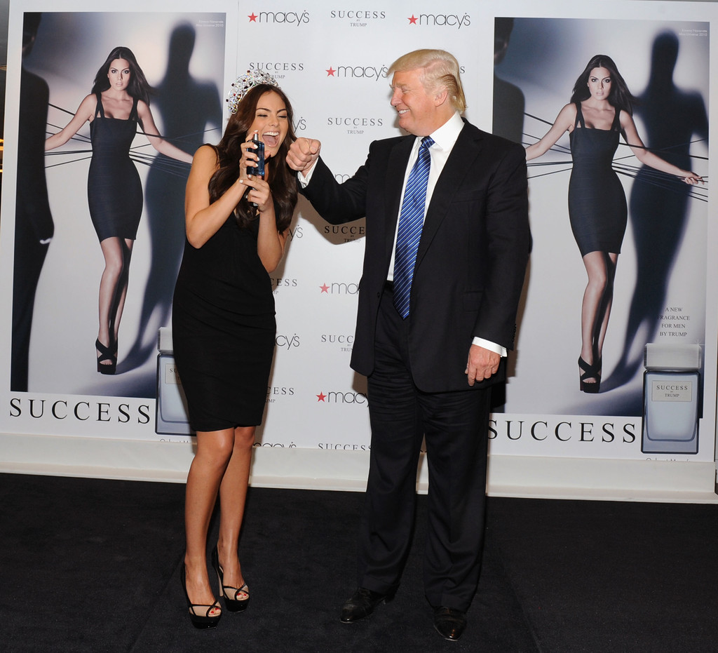 ximena navarrete Ximena+Navarrete+Success+Trump+Fragrance+Launch+_4X6FNCQeWbx