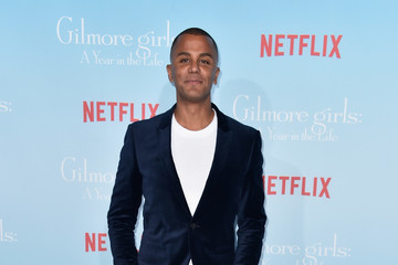 Yanic Truesdale Premiere of Netflix's 'Gilmore Girls: A Year in rhe Life' - Arrivals