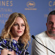 Yann Gonzalez 'Knife + Heart (Un Couteau Dans Le Coeur)' Press Conference - The 71st Annual Cannes Film Festival