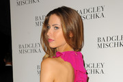 Katherine Webb attends Badgley Mischka with Yappn Corp Brings Fotoyapp To Mercedes-Benz Fashion Week at Lincoln Center on September 9, 2014 in New York City.