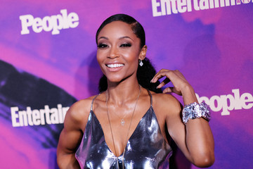 Yaya DaCosta Entertainment Weekly & PEOPLE New York Upfronts Party 2019 Presented By Netflix - Arrivals