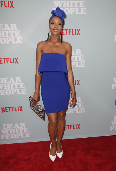 Screening Of Netflix's 'Dear White People' Season 2 - Arrivals