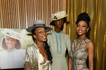 Yaya DaCosta Jazz At Lincoln Center's 2019 Gala - The Birth of Jazz: From Bolden To Armstrong - Inside