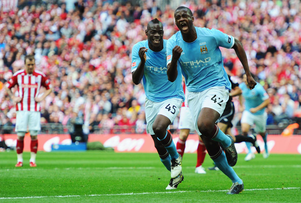 Image result for yaya toure stoke